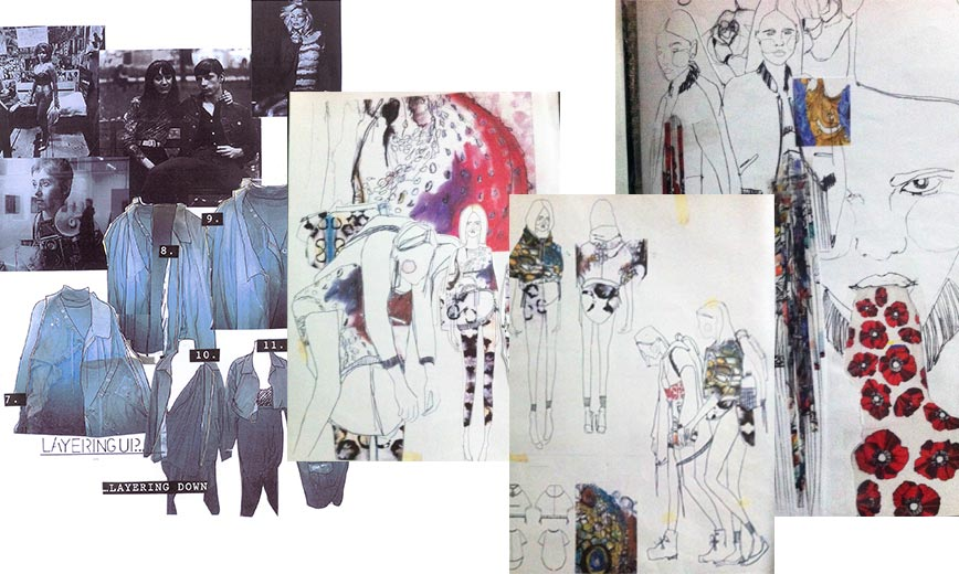 A Fashion Portfolio Represents Your Inner Designer And Your Talent Whether You Are Applying For A Fashion Design School Or A Young Talent Trying To Make Fashion Jobs Fashion Schools Portfolio Fashion