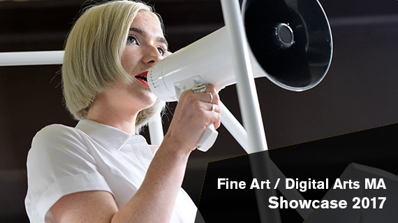 DMU Fine Art and Digital Arts MA Showcase 2017