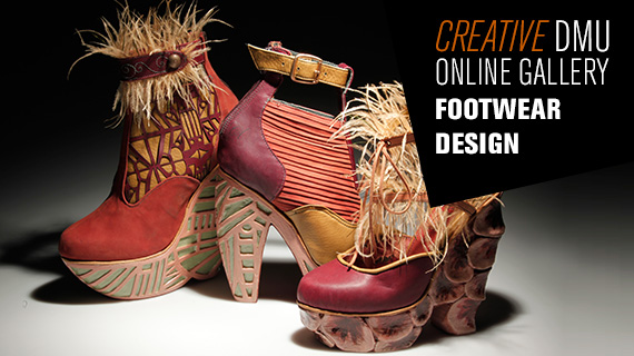 570x320 Creative Footwear Design
