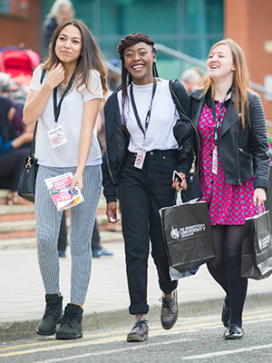 De Montfort University open days