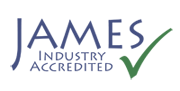 James Industry Accredited