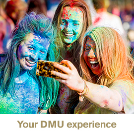 Your DMU experience