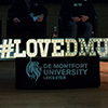 #LoveDMU Launch