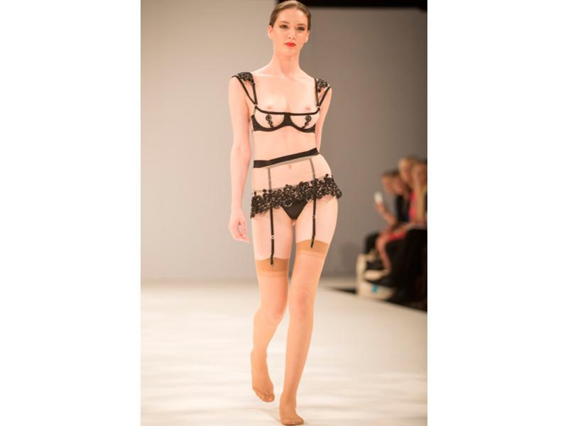 Contour Fashion Catwalk Show At Gfw2013