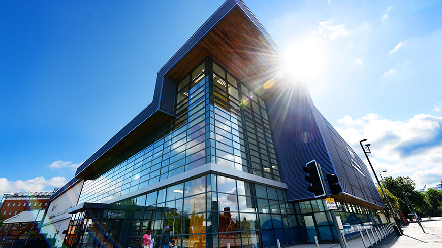 DMU Venues Leicester Guide 6