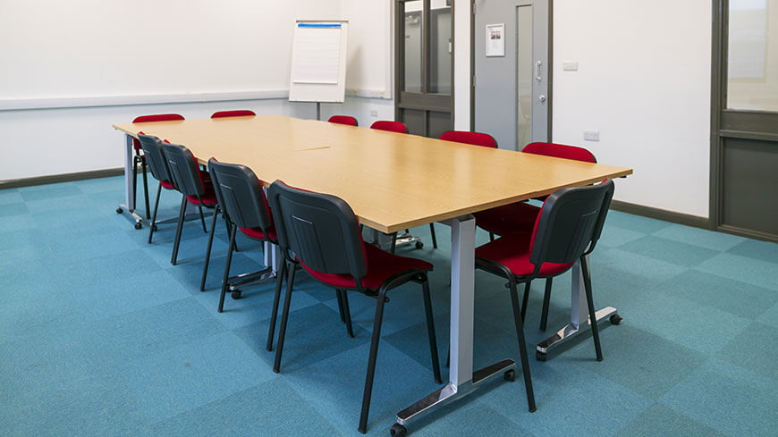 Image of the Watershed meeting room
