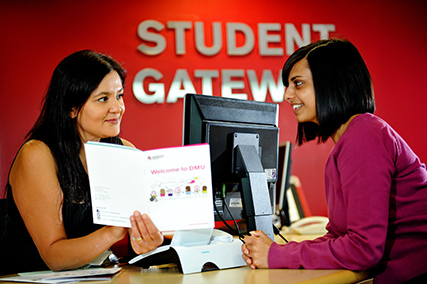 Student Gateway colleagues
