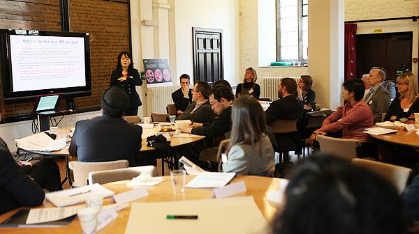intercultural communication in the workforce Intercultural communication in the workplace intercultural communication in the workplace pam wetherell soc/315 may 16, 2011 ashraf esmail intercultural.