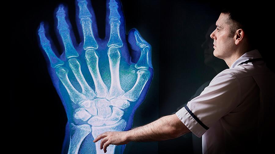 Diagnostic Radiography BSc (Hons)