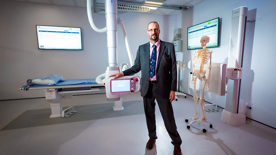 Image for Diagnostic Radiography BSc (Hons)